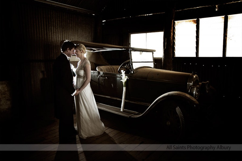 Lara and Tim's Albury Club Wedding