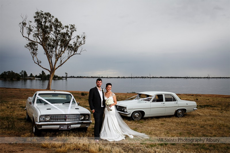 Lauren and Jason's Yarrawonga Wedding