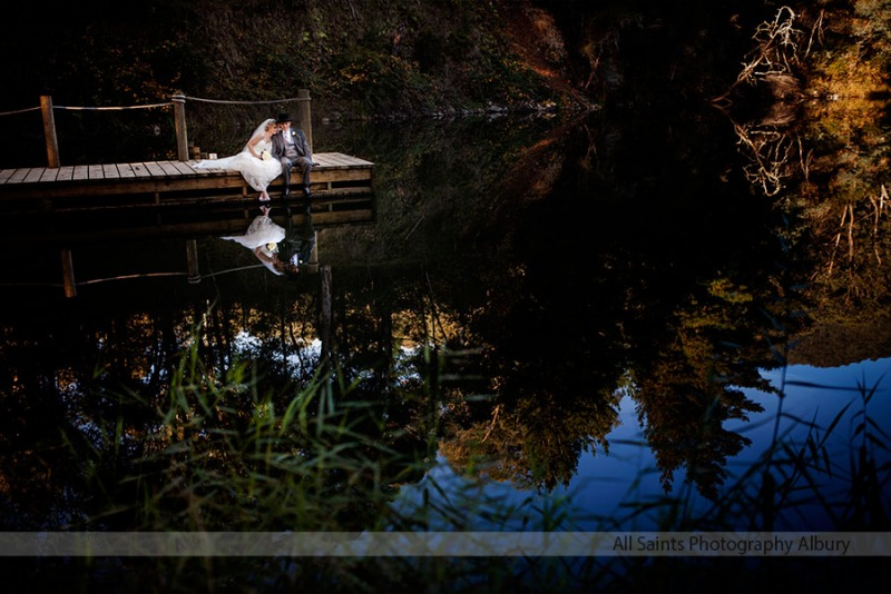 Jodie and Leigh's Harrietville Wedding