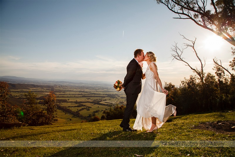 Samantha and Thomas's  Beechworth wedding