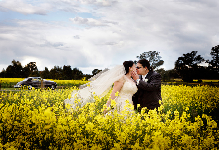 Jennifer and Kenneth's All Saints Estate Rutherglen Wedding