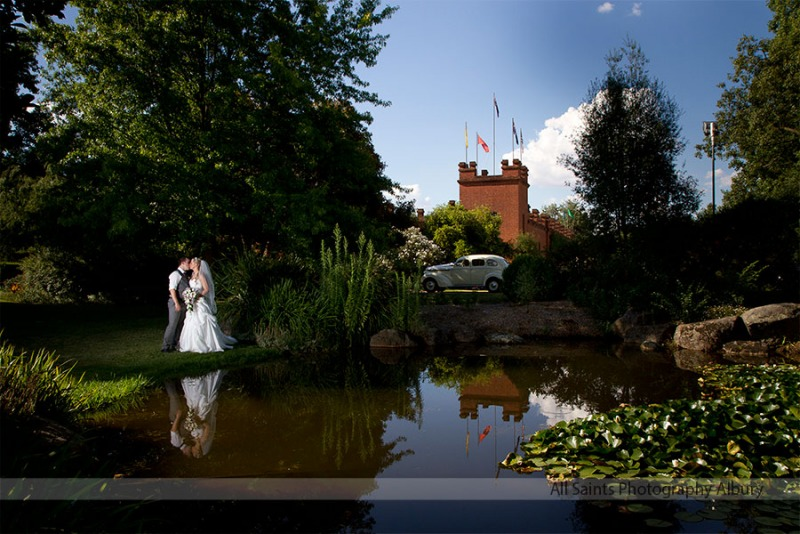 Bianca & Angus All Saints Estate Rutherglen Wedding