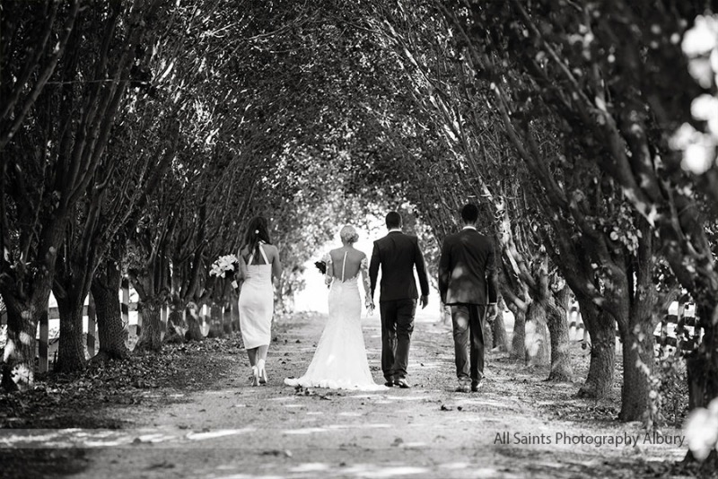 Emma & Jarryd's  Yarrawonga Yacht Club Wedding