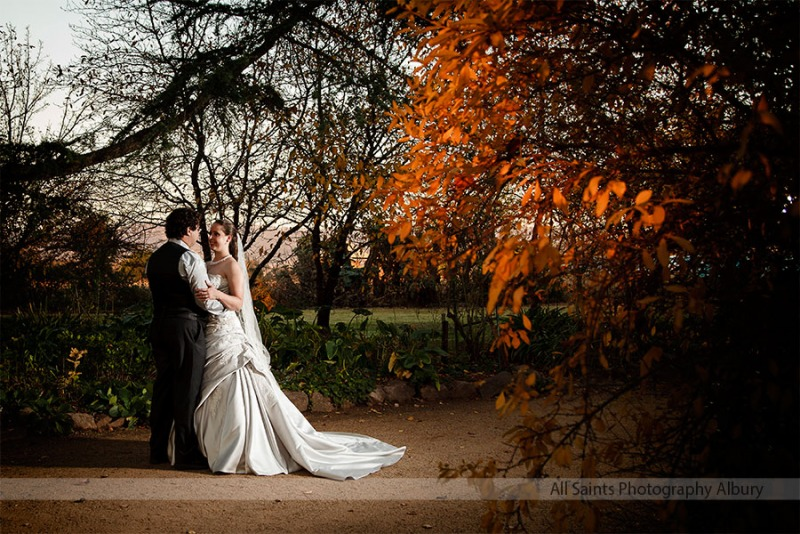 Amanda and Jeff's Orange Grove Gardens Wedding