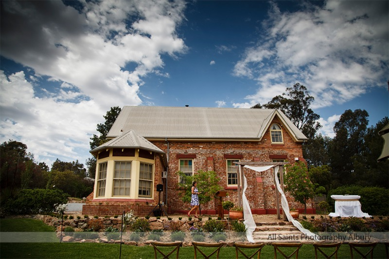 Emma and Paul's St Edwards of the Riverina Wedding Wagga