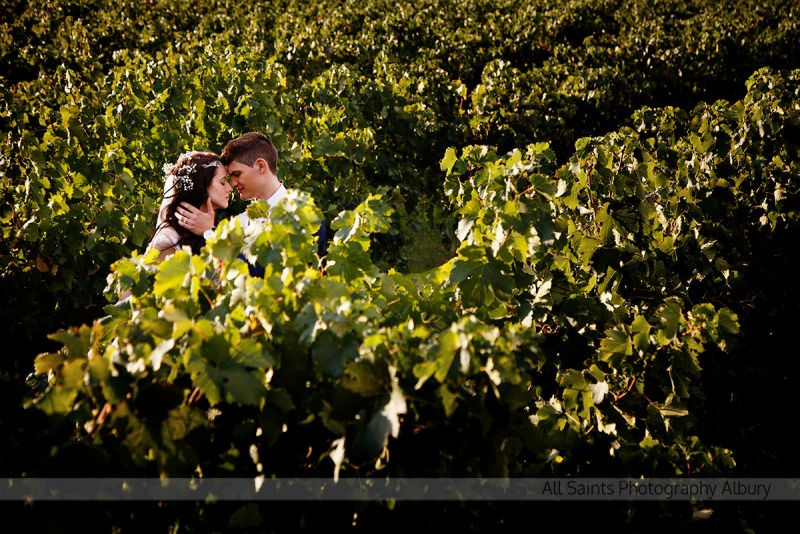 Natalie & Vincent's Brown Brothers Winery Wedding