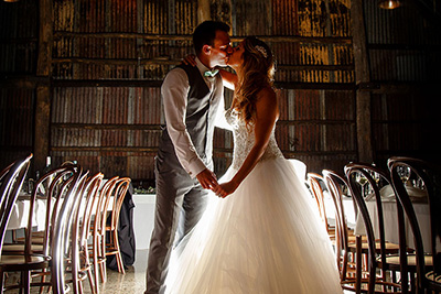 Jessica & Ryan's Brown Brothers Winery Wedding