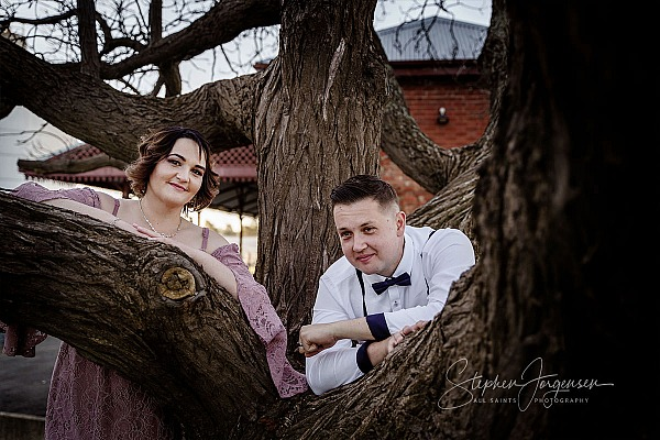 Alyce and Joshua's Yarrawonga / Mulwala  intimate elopement wedding.
