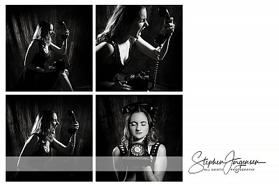 Creative Portraitue  by Stephen Jorgensen from All Saints Photography Albury.