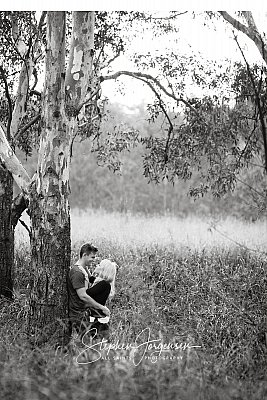 Engagement session  by Stephen Jorgensen from All Saints Photography Albury.
