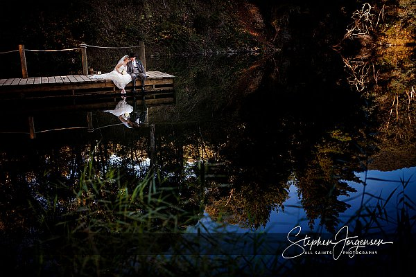 Wedding photograph at Harietvile by Stephen Jorgensen from All Saints Photography Albury.